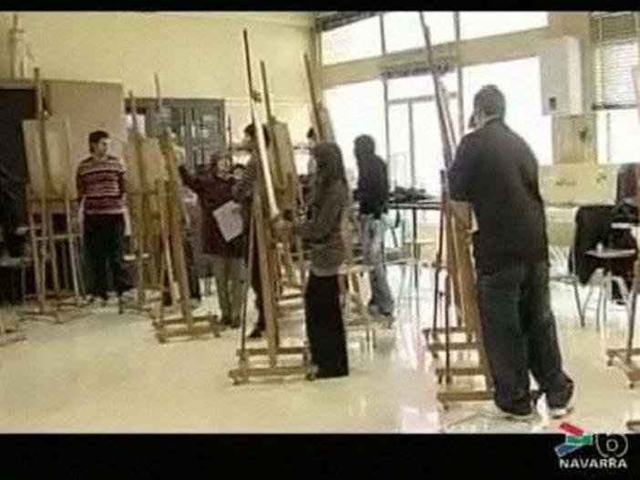 Reportaje Bachillerato de Artes (marzo 2009)