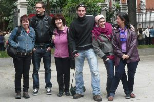 """VIAJE A """"ESTAMPA, ARTE MÚLTIPLE, 2011"""", MADRID"""