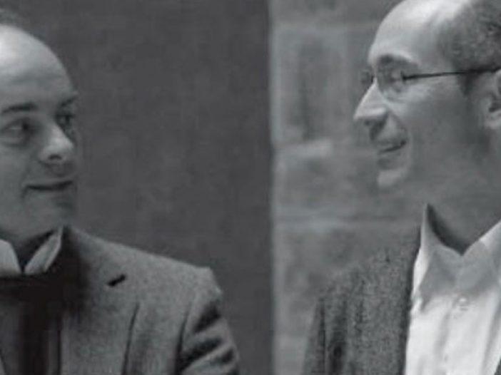 Tabuenca & Leache, en la Escuela de Arte de Pamplona