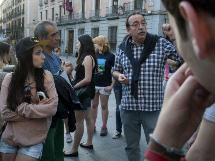 Alumnado de 2º de Bachillerato de Arte, de fin de semana en Madrid