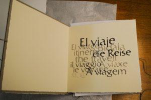 Dos libros de la Escuela seleccionados en el festival Arte Libro de Santillana del Mar