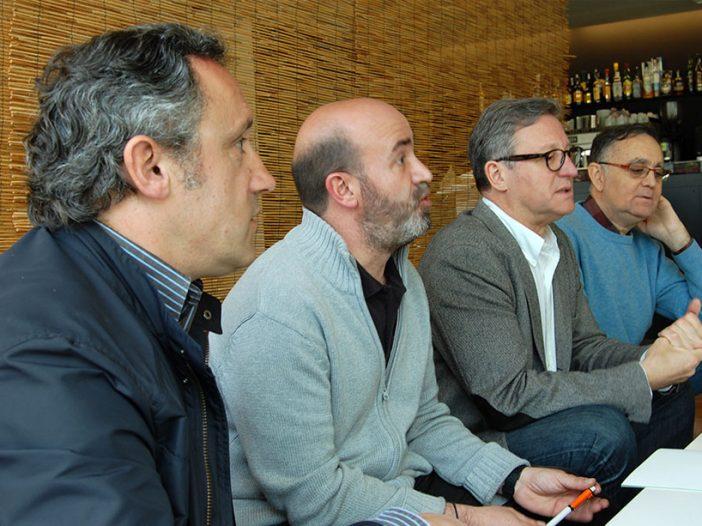 La Escuela de Arte y el Centro Huarte firman un acuerdo que impulse actividades conjuntas orientadas a jóvenes profesionales del ámbito artístico