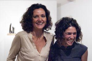 Exposición de Conchi Aguirre y Sara Casado