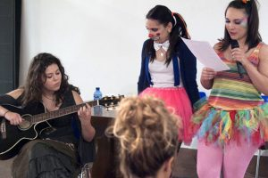 Acto de despedida del alumnado de 2º de Bachillerato de Artes 2014