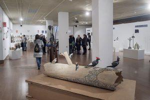 Exposición de empresas colaboradoras con el ciclo de Escultura