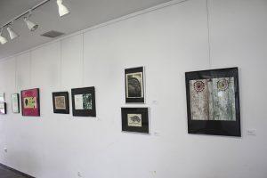 """Exposición de grabados de la Escuela, hasta el 6 de junio en """"Begira"""""""
