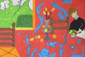 Recortando a Matisse