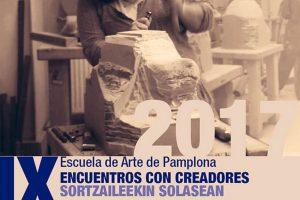 IX edición de los Encuentros con creadores 2017