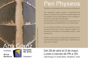 Exposición de ANA GÓRRIZ