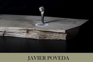 Exposición del escultor Javier Poveda · del 10 noviembre al 1 diciembre
