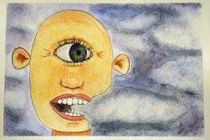 Exposición de ilustraciones del alumnado de Taller de Pintura