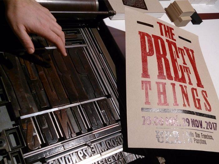 Visita a Peanut Letterpress de Gráfica Impresa e Interactivo