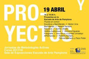Exposición de Proyectos del centro cierran el tercer día de las Jornadas en Metodologías Activas