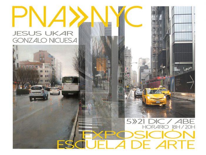 Exposición PNA>>NYC de Nicuesa y Ukar