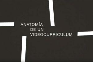 Currículum en formato audiovisual