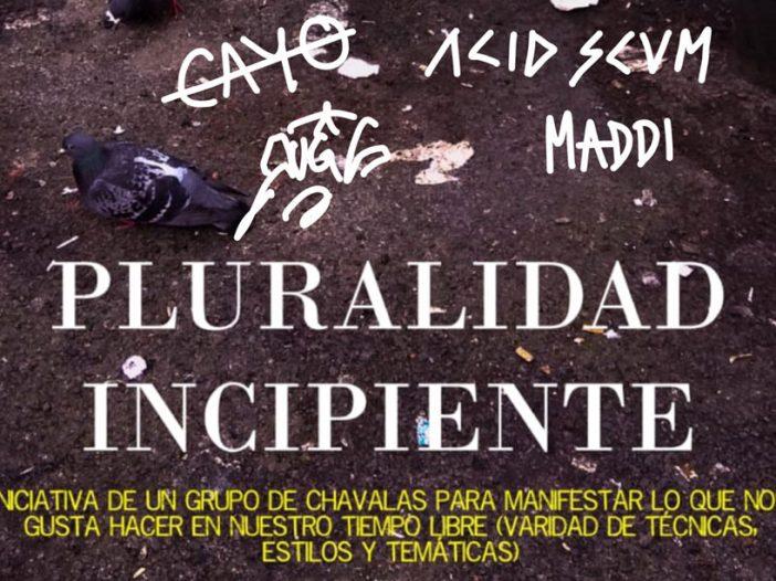 """""""Pluralidad Incipiente"""": Exposición de 6 alumnos y alumnas de 2º Bachillerato"""