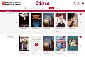 Os presentamos la Biblioteca Digital Odisea