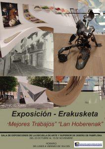 Exposición «Mejores trabajos» «Lan hoberenak»