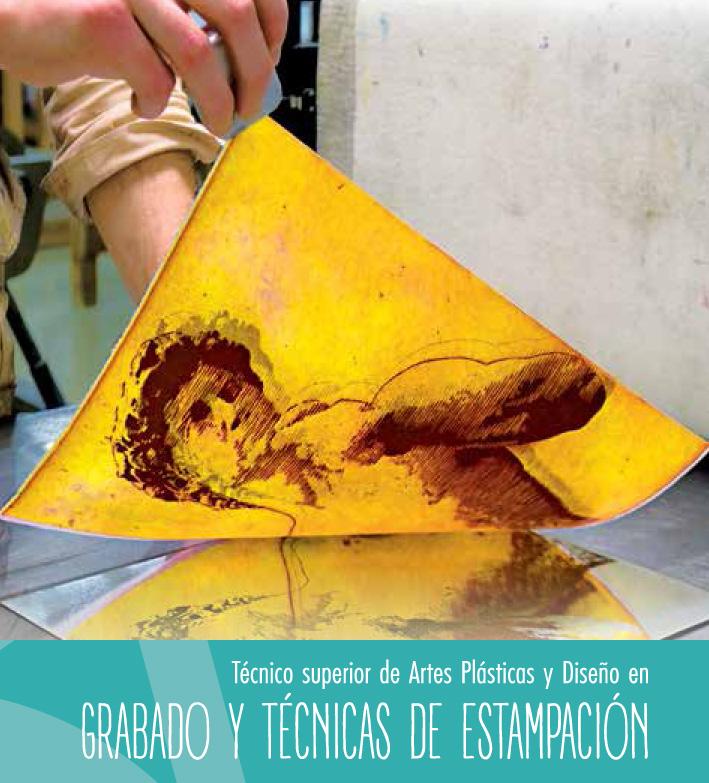 GRABADO Y TÉCNICAS DE ESTAMPACIÓN