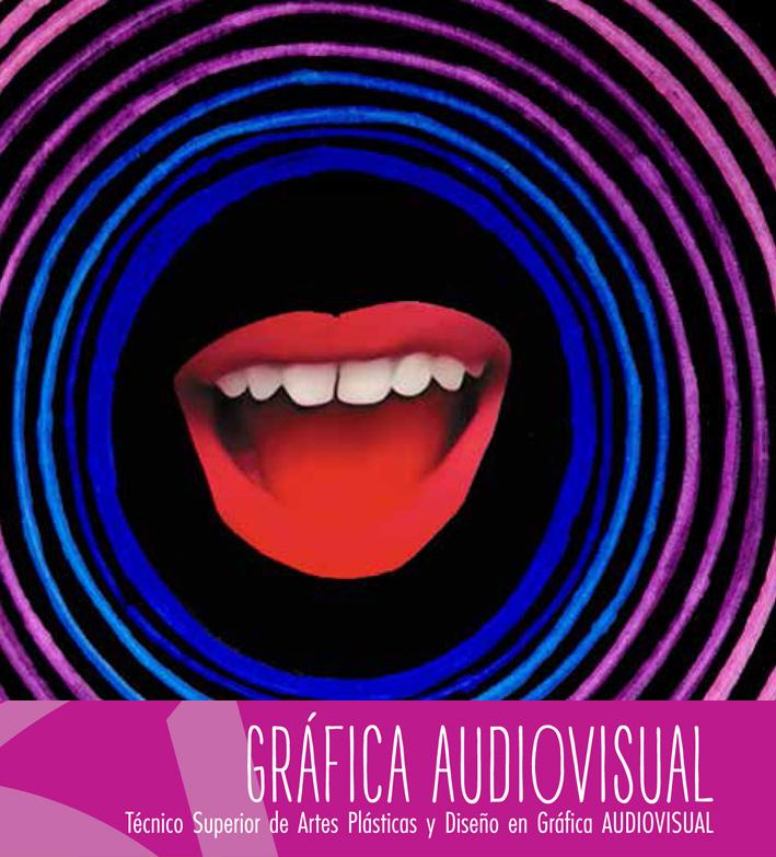 gráfica audiovisual