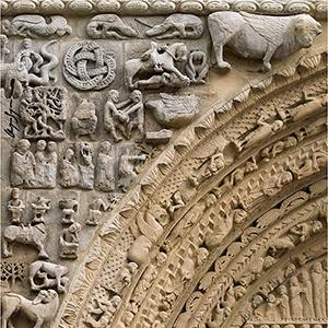 portada románico