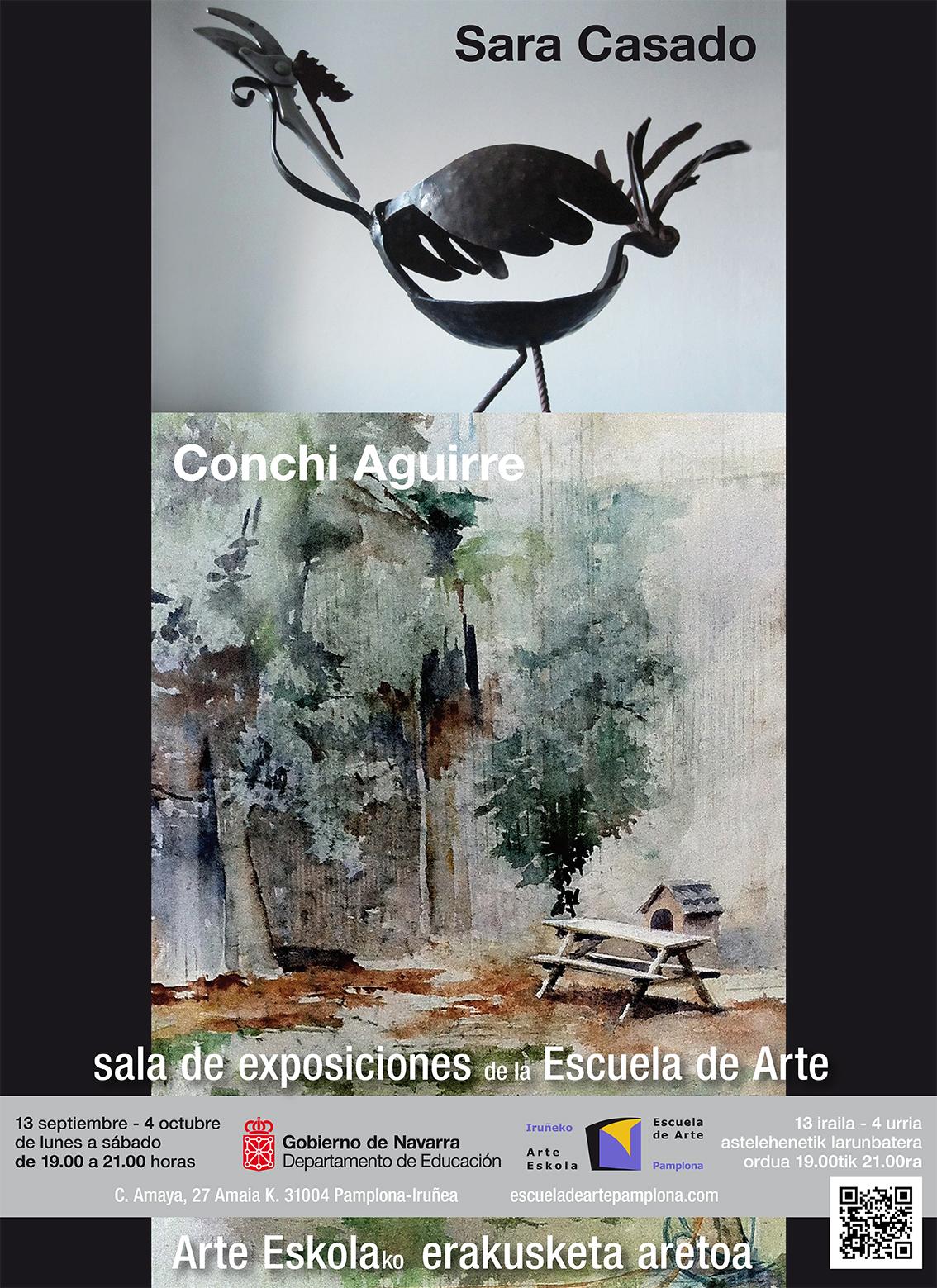 Expo_Conchi_Sara_EA.Pamplona