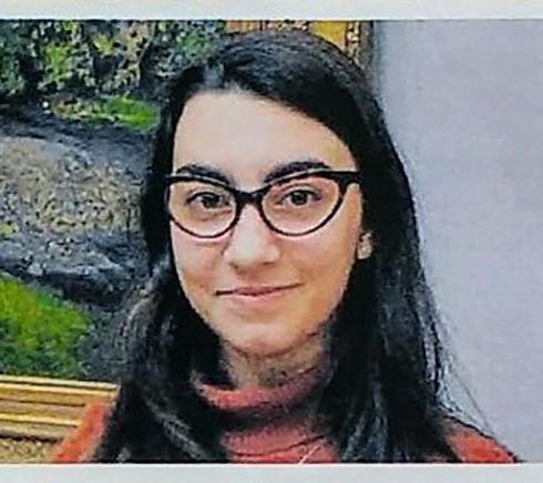 Jimena Marticorena, premio extraordinario de bachillerato 2017