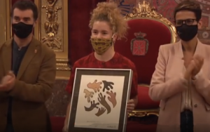 Escuela Arte-Premio APG Interactivo Accesit Navarra de colores-Amaia Cenoz